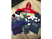 Huge bag of BOYS clothes age 2-3 years