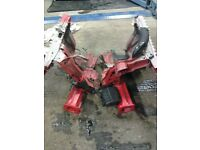 audi a4 b7 cabriolet front chassis post a&b for sale as a pair call if interested