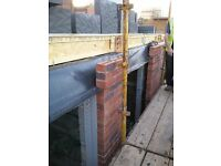 bricklayer available, private and commercial,