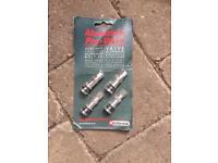 High performance wheel valves