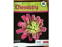A level AS book for sale Chemistry for sale  London