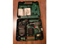 Bosch Led Drill 18v 2 batteries Li-lon , pervect condition