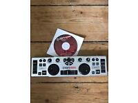 Ion DJ2GO mixer digital controller