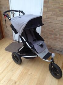 Mountain buggy stroller pushchair prom travel system