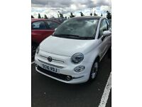 Fiat 500 1.2 Eco Lounge (s/s) 3dr
