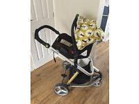 Cosatto 3-1 travel system
