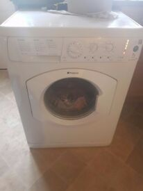 For sale washing machine hotpoint 7kg good wash good condition in derby no deliver sorry