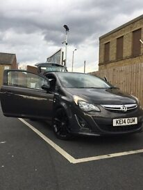 2014 Vauxhall Corsa Limited Edition