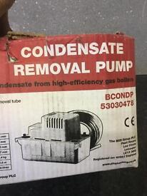 Boss bcondp condensate removal pump