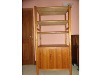 Wooden Stowage Unit Ikea