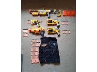 Massive Nerf Gun Bundle