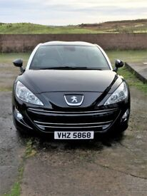 PEGEOUT RCZ in excellent condition - full service history