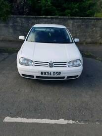 Volkswagon golf £800