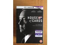 House of Cards box set