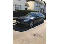 BMW 525d M sport 2.5l automatic,5 series