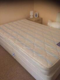 3/4 size bed