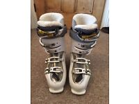 Salomon Divine RS 7 Ski Boots /w Superfeet footbeds