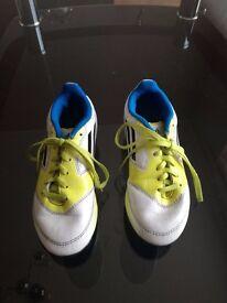 Adidas Football Boots size 13.5 (kids)