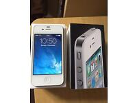 iPhone 4 Unlocked 16GB Immaculate condition