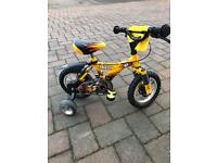 "Raleigh 12"" kids bike"