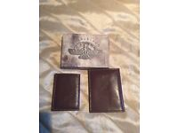 Pair of leather Wallets