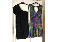 Ladies Warehouse dresses Size 8