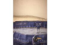 Brand new Armani Jeans. W - 33 L- 34