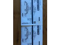 2 CARMEN THEATRE TICKETS