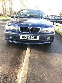 BMW316i 2005 MOT April 2017