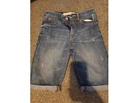 Boy's Jean Shorts Size 11-12