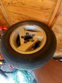 Jimny wheels