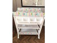 My Child Peachy Baby Changing Station- excellent condition.