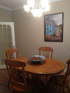 3 Bedroom House or 1 Bedroom Apartment ( Newly Renovated ) St. John's Newfoundland image 7