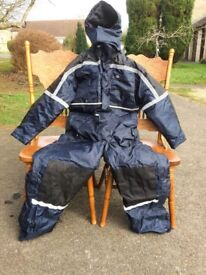 *PRICE DROPPED* Dickies all in one suit.