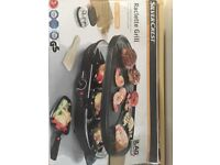 Raclette Grill brand new