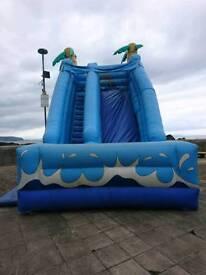 "Bouncy Castle forsale.. Moonwalk ""slide and bouncey Castle"