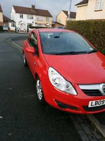 2009 Vauxhall Corsa Active 1Litre with VXR Sports Kit