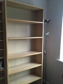 Ikea Billy Bookcase - Birch - Great Condition