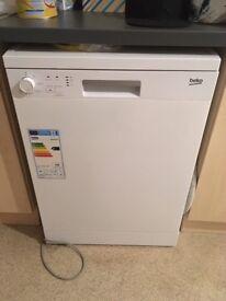 Dishwasher hardly used
