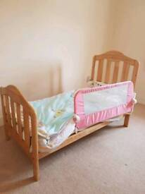 Mama & Papas cot bed for sale