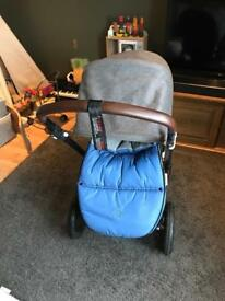 Bugaboo Cameleon 3 special edition blend- PRICE REDUCED FOR QUICK SALE