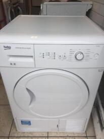 ✅Beko 8kg condenser tumble dryer can deliver