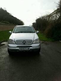 Mercedes ml 430 v8