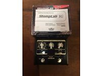 Vox StompLab IG Guitar Effects Pedal