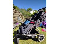 Mountain buggy diet - black