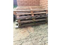 Wooden Pallets For Free Need Them Gone ASAP