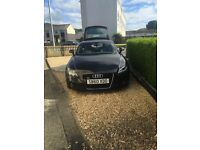 Audi TT SLine TDI for sale great condition, Low mileage. Black exterior with 18' Alloy Wheels.