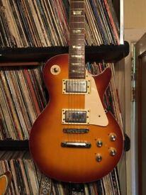 Arbiter Les Paul guitar.