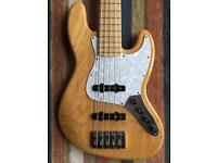 Ken Smith Design (KSD) Proto Jazz 5 string bass