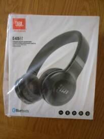 JBL E45BT Bluetooth Wireless headphones